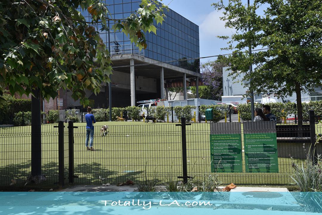 LA dog parks