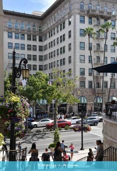 LA hotels