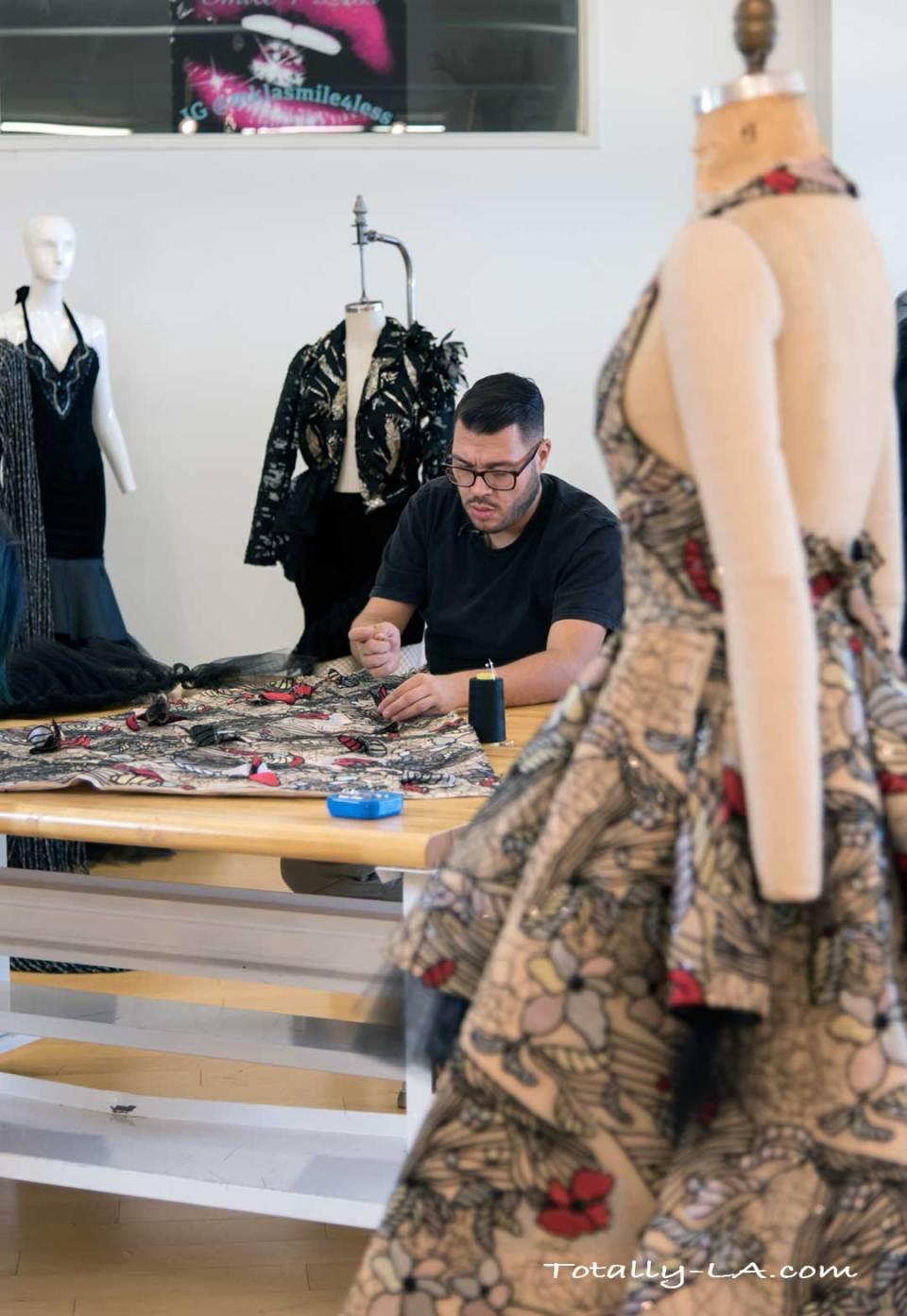 LA fashion
