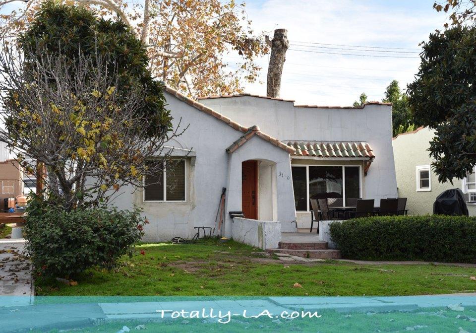 Judy Garland's LA Home
