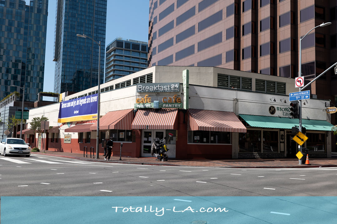 Pantry Restaurant