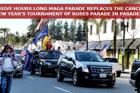 Rose Parade Pasadena