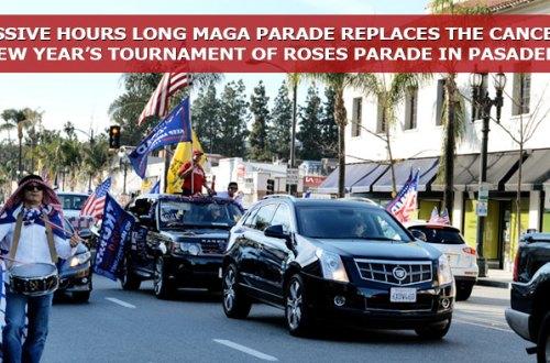 Rose Parade Pasadena
