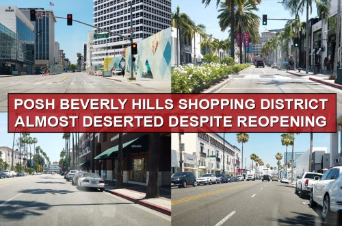 Beverly Hills Shopping District