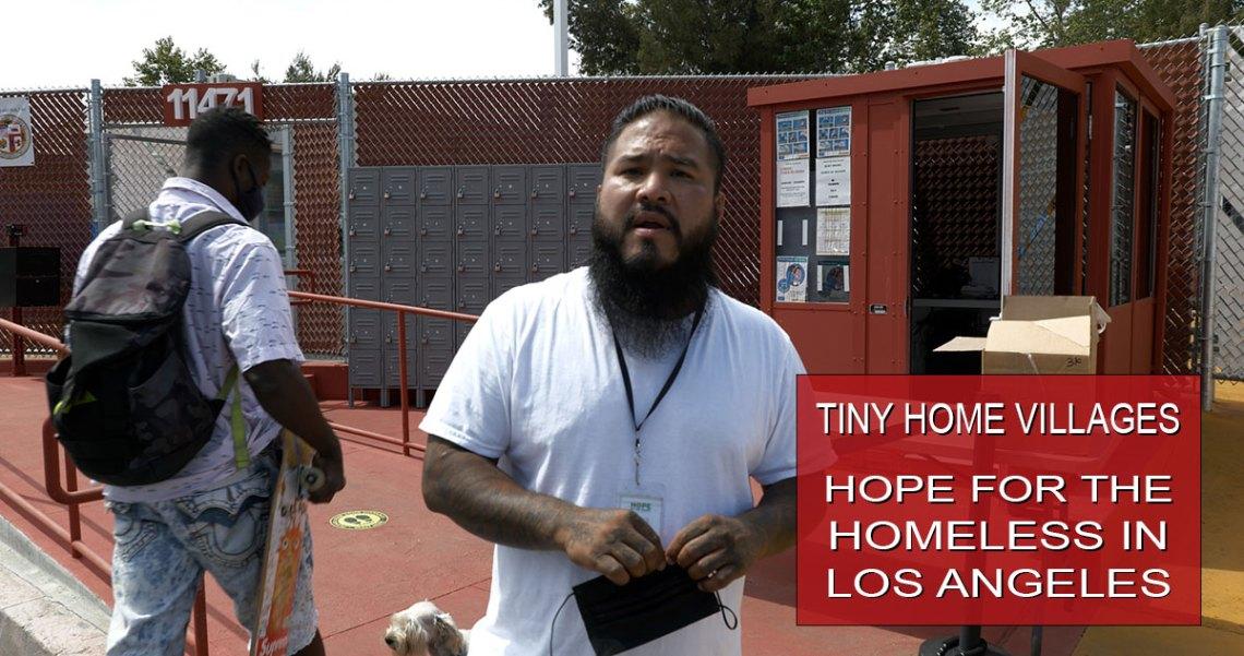 Tiny Homes Homeless