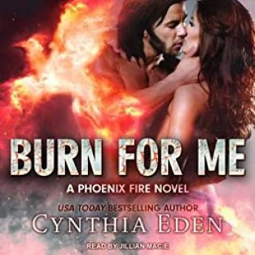 ?Review : Burn For Me by Cynthia Eden