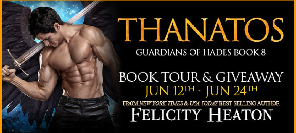 Blog Tour: Thanatos by Felicity Heaton