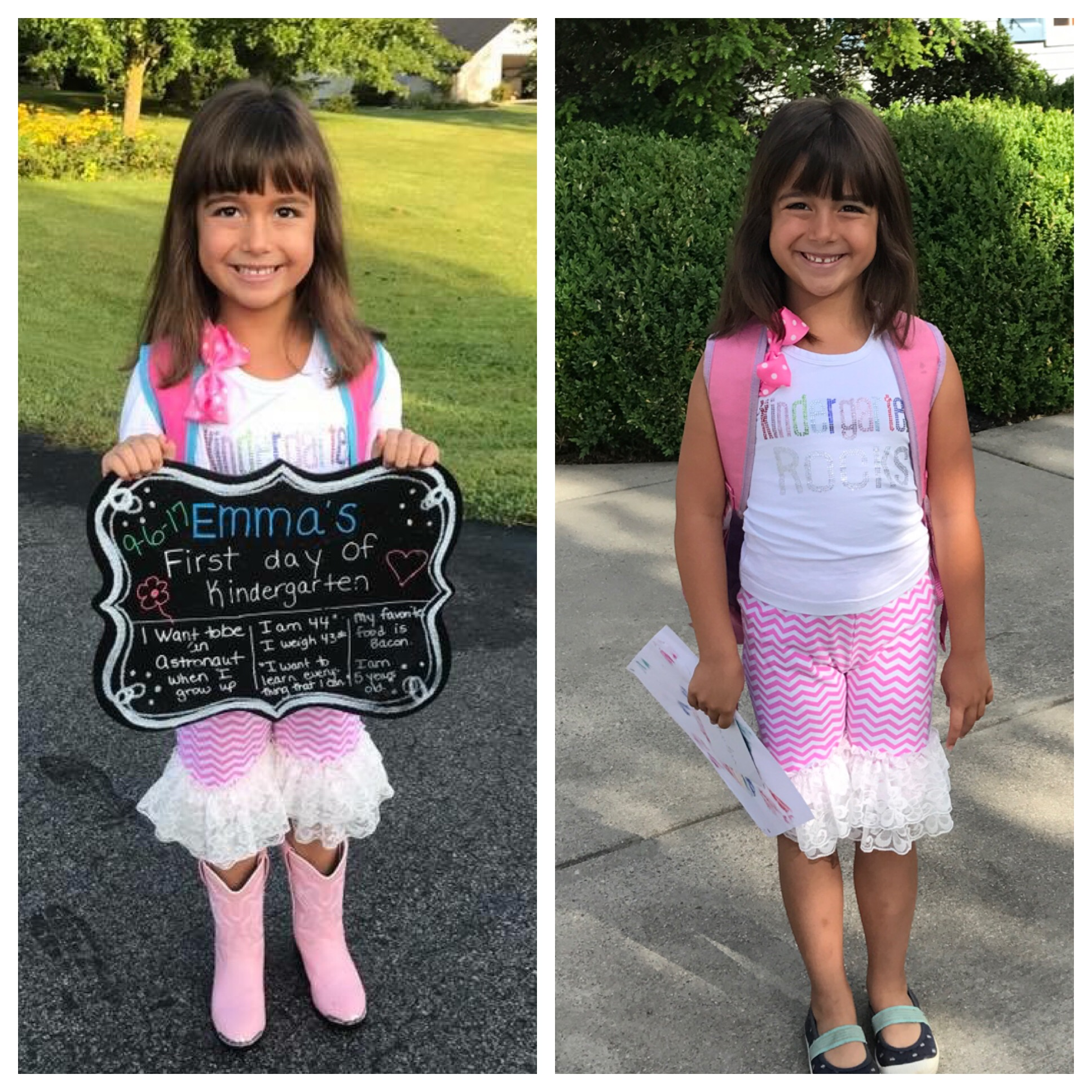 An Open Thank You Letter To My Daughter S Kindergarten