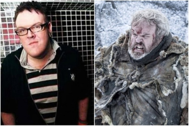 DJ booth as the one and only... HODOR