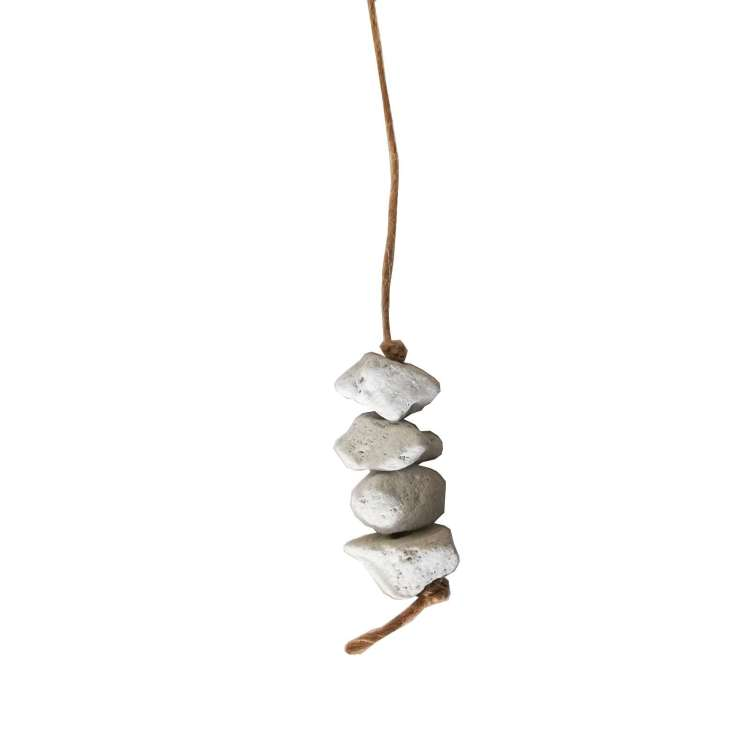 Pumice on a string one pack Product shot