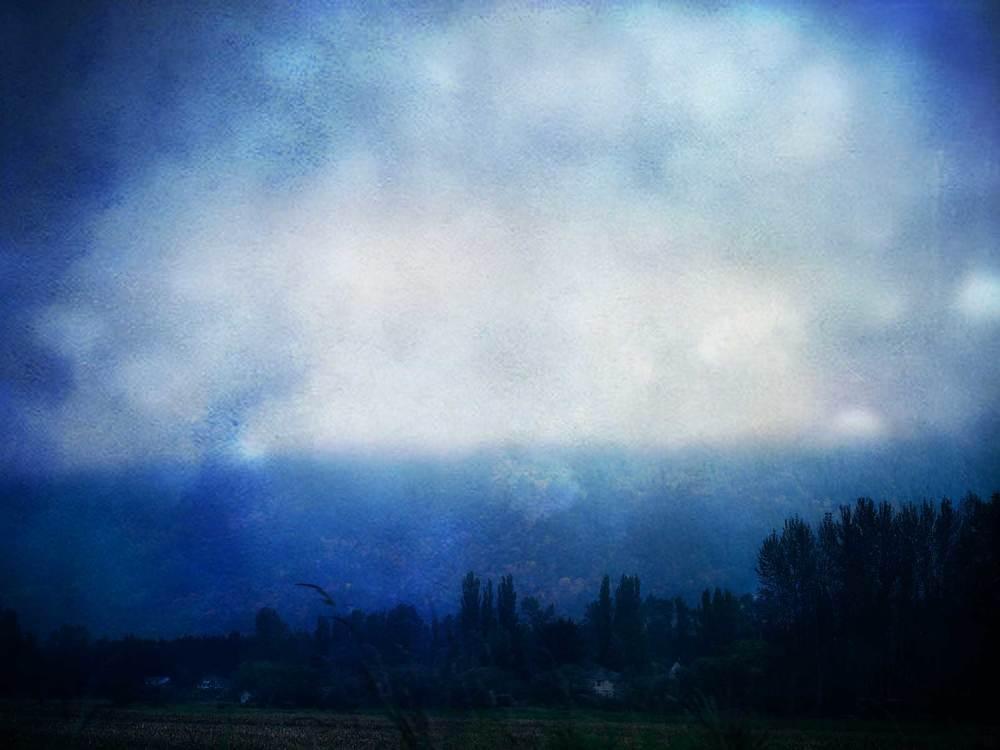 while i kiss the sky….