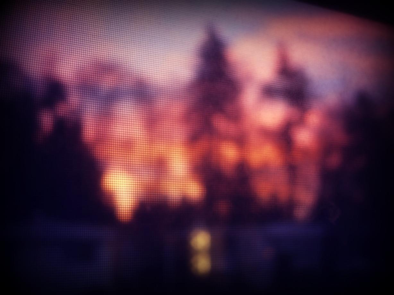 Sun Rise…