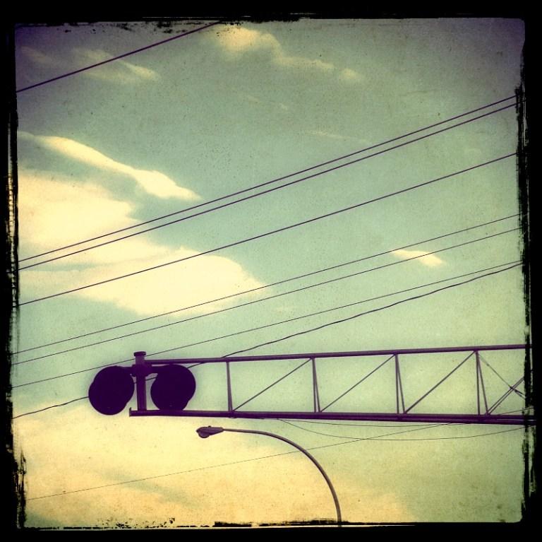 sky train…