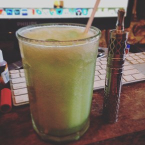 Alright you guys, today is the day! I was just discussing with someone on a vegan board, that i always cave and eat rice or something at the end of a day attempting to be 'fruitarian' (low fat raw).... i just can't get in enuff calories i guess... so i was saying the only time i can stay raw is on a juice fast and it dawned on me!!!!! if i have a couple carrot juices at the end of the day, i should be able to get over that lack of calories hump that always does me in.... SO HERE I GO.... and here's my celebratory song!!!!