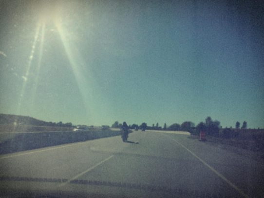 Head out on the highway...