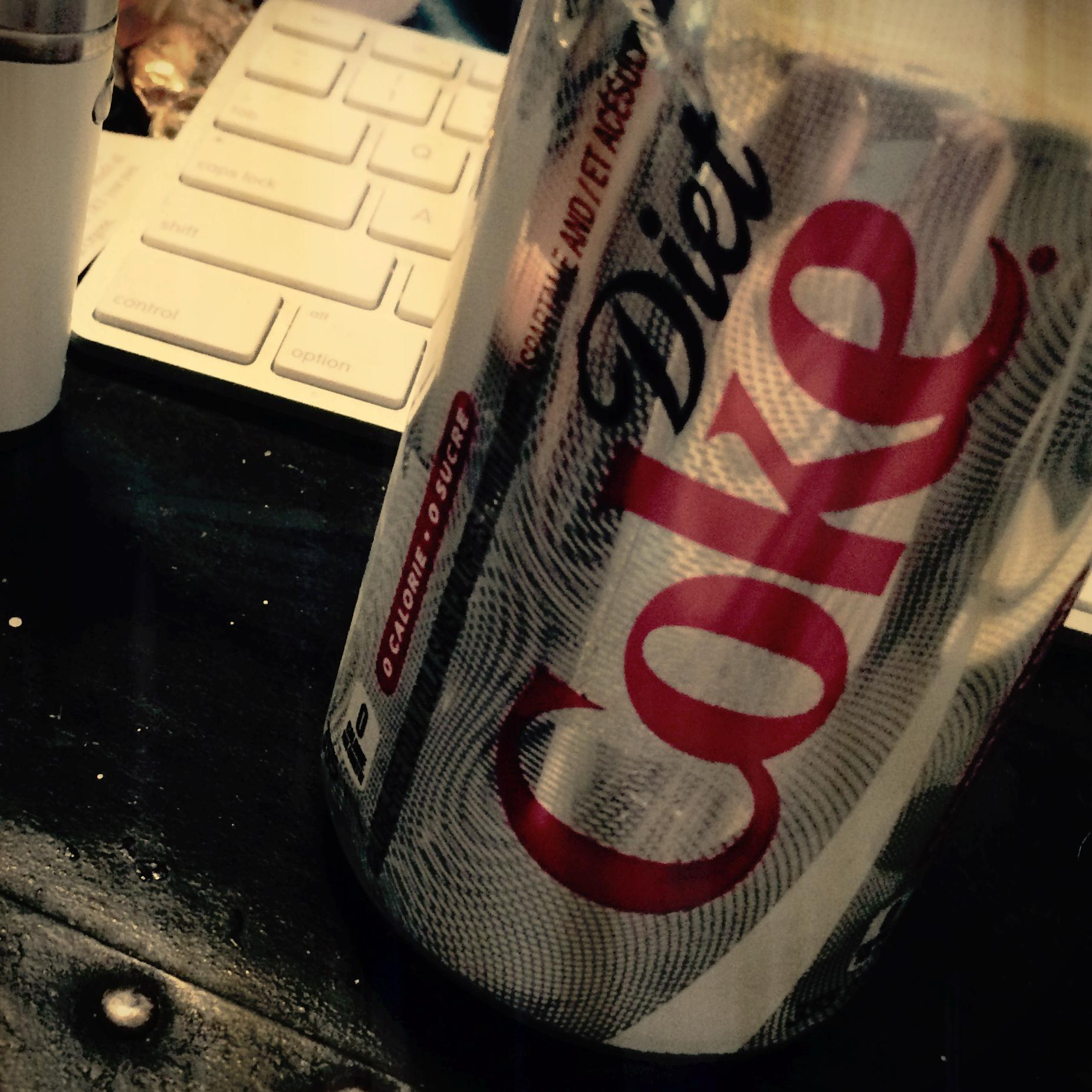 This Is The End: Diet Coke
