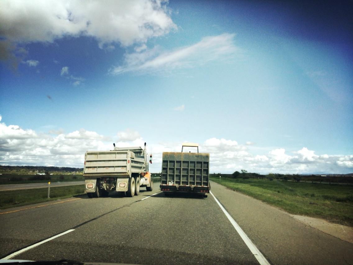 Road Block!