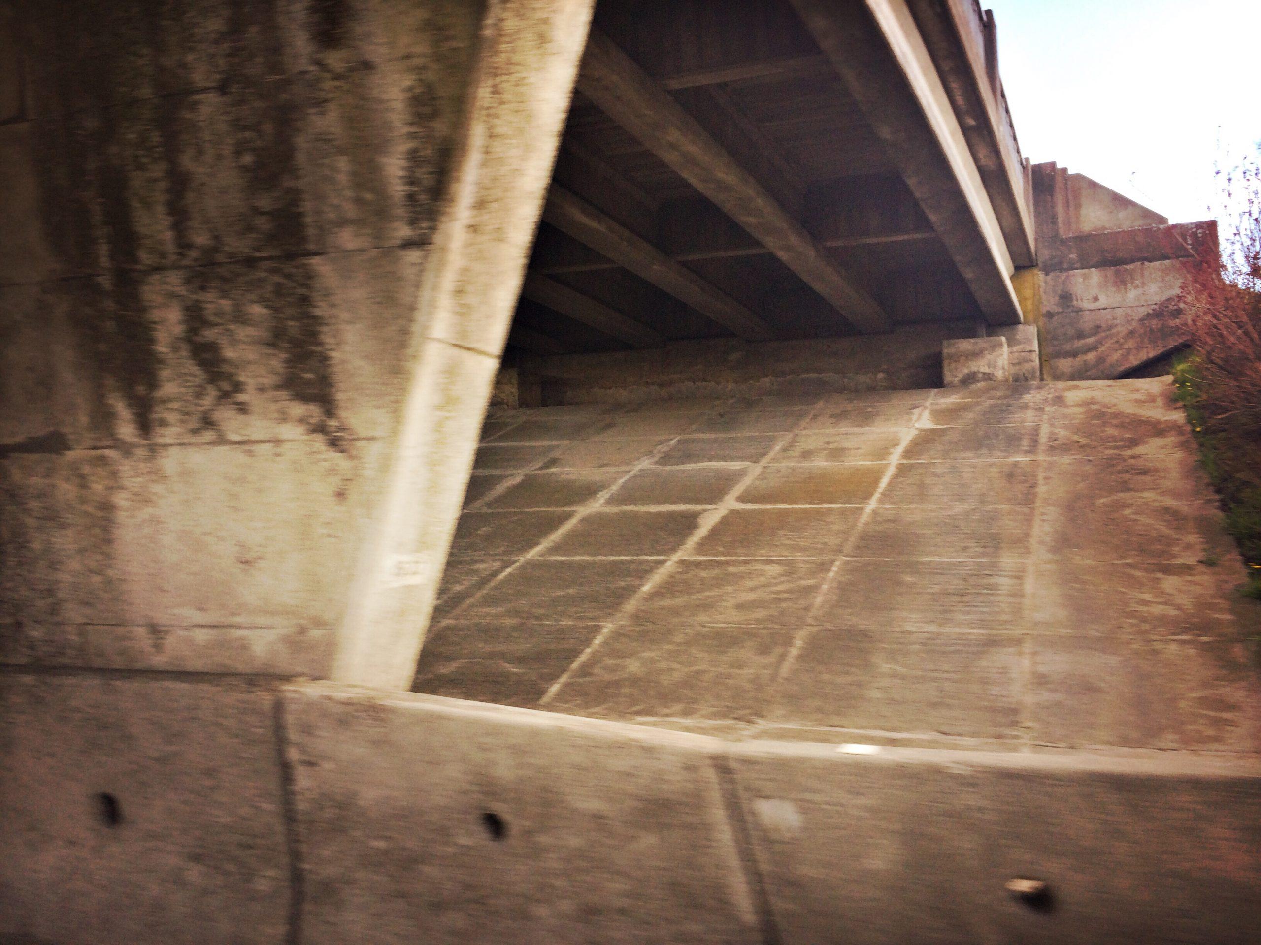 Bridge Over Trouble