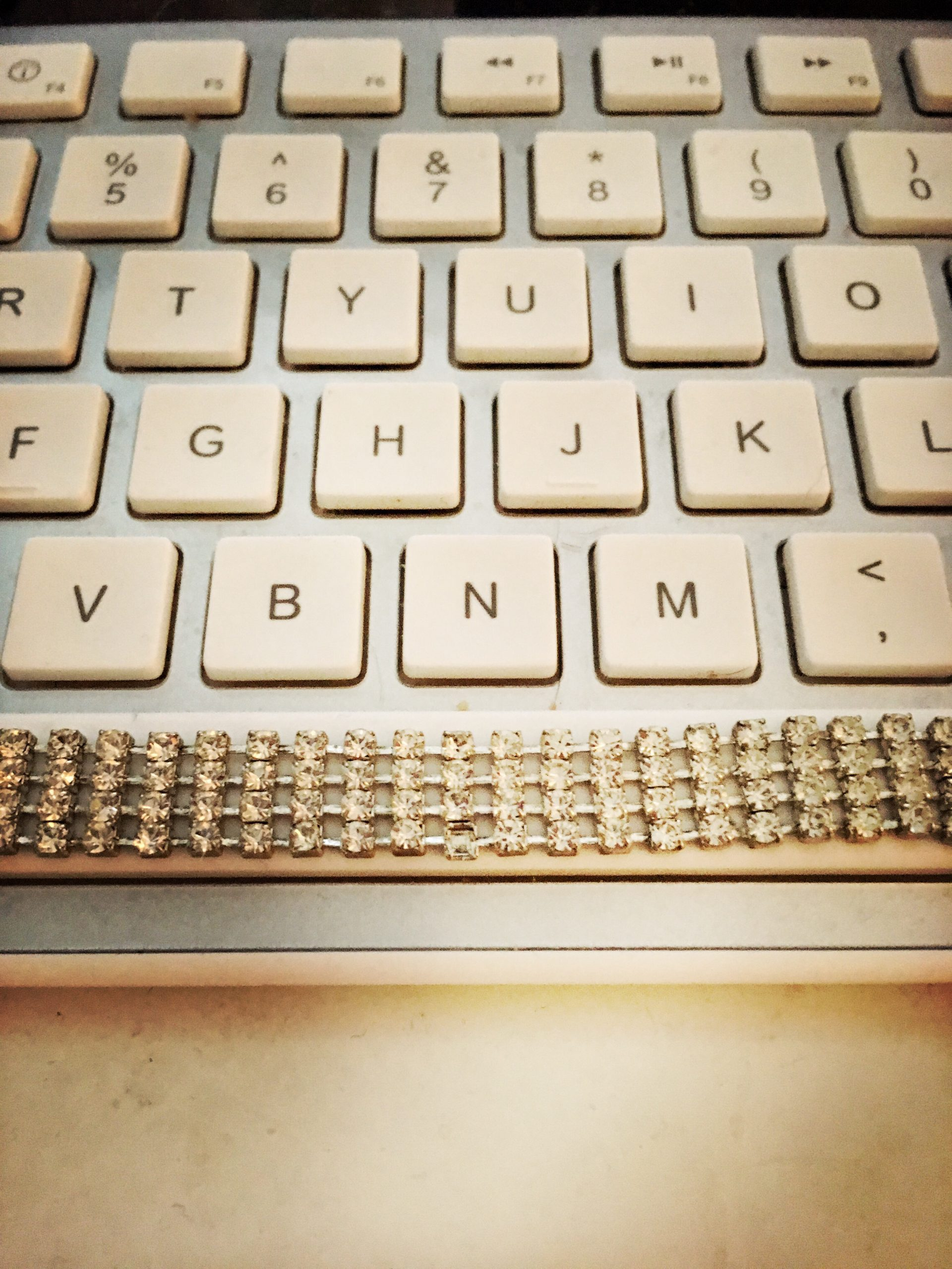 Frost your keyboard
