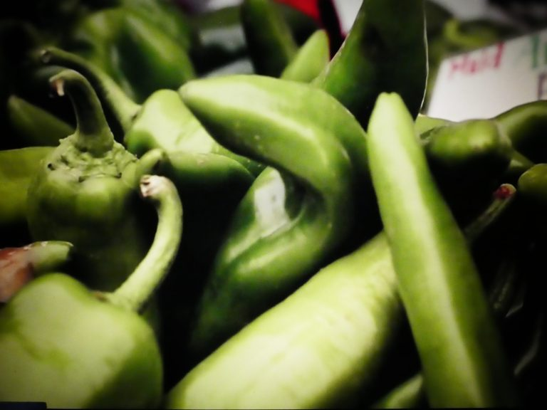 Green Peppers of Envy