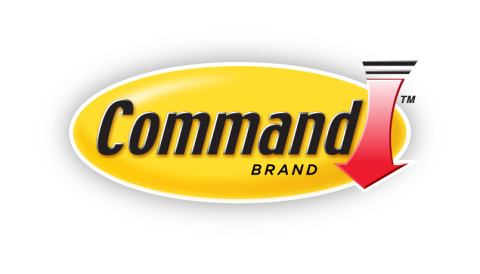 3M command strips logo