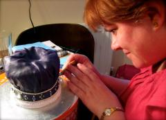 Jacqui Kelly - Totally Sugar - Official Queen's Jubilee Crown Cake Topper