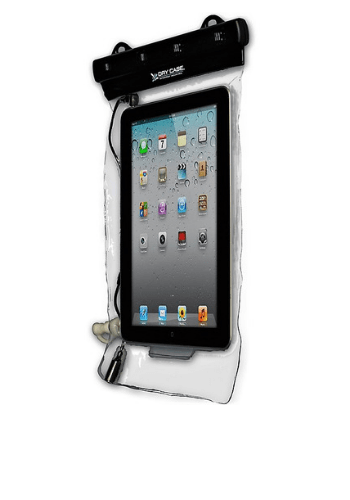 DryCase Waterproof Tablet Case - Totally Waterproof Containers