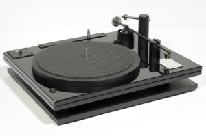 Amadeus turntable by Well Tempered Labs @totallywirednz