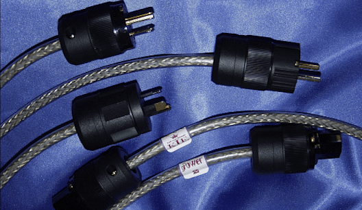 KLEI gPower AC cable at Totally Wired