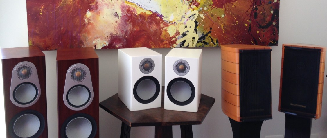 Monitor Audio and Sonus faber speakers at Totally Wired