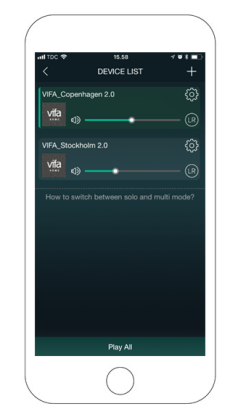 Free app for Vifa HOME from Totally Wired