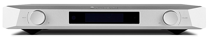Nuprime Evolution DAC-preamplifier. Choice of black or silver finish @totallywired.nz