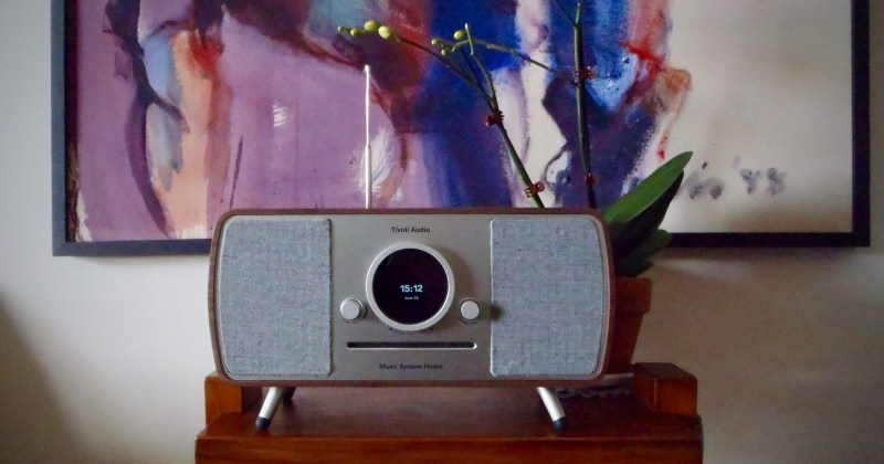 Tivoli Music System Home @totallywired.nz