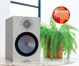 Monitor Audio Bronze 6G 100 loudspeakers award