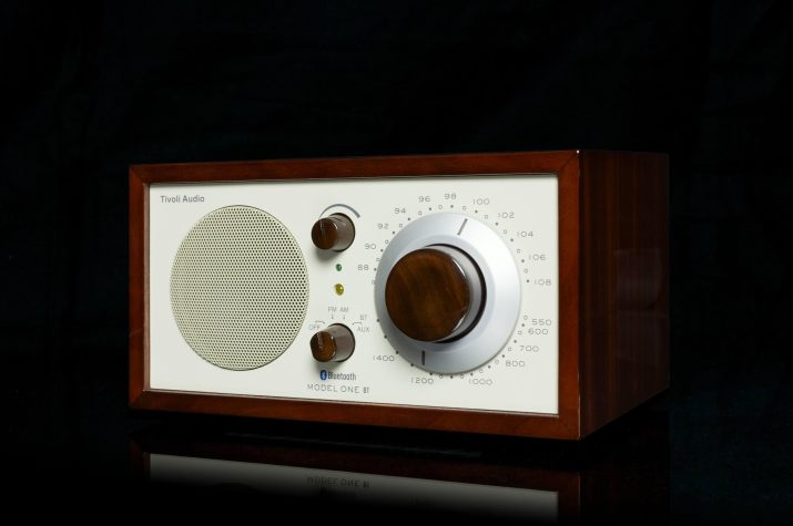 Tivoli Audio 20th anniversary limited edition Model One radio @totallywired.nz