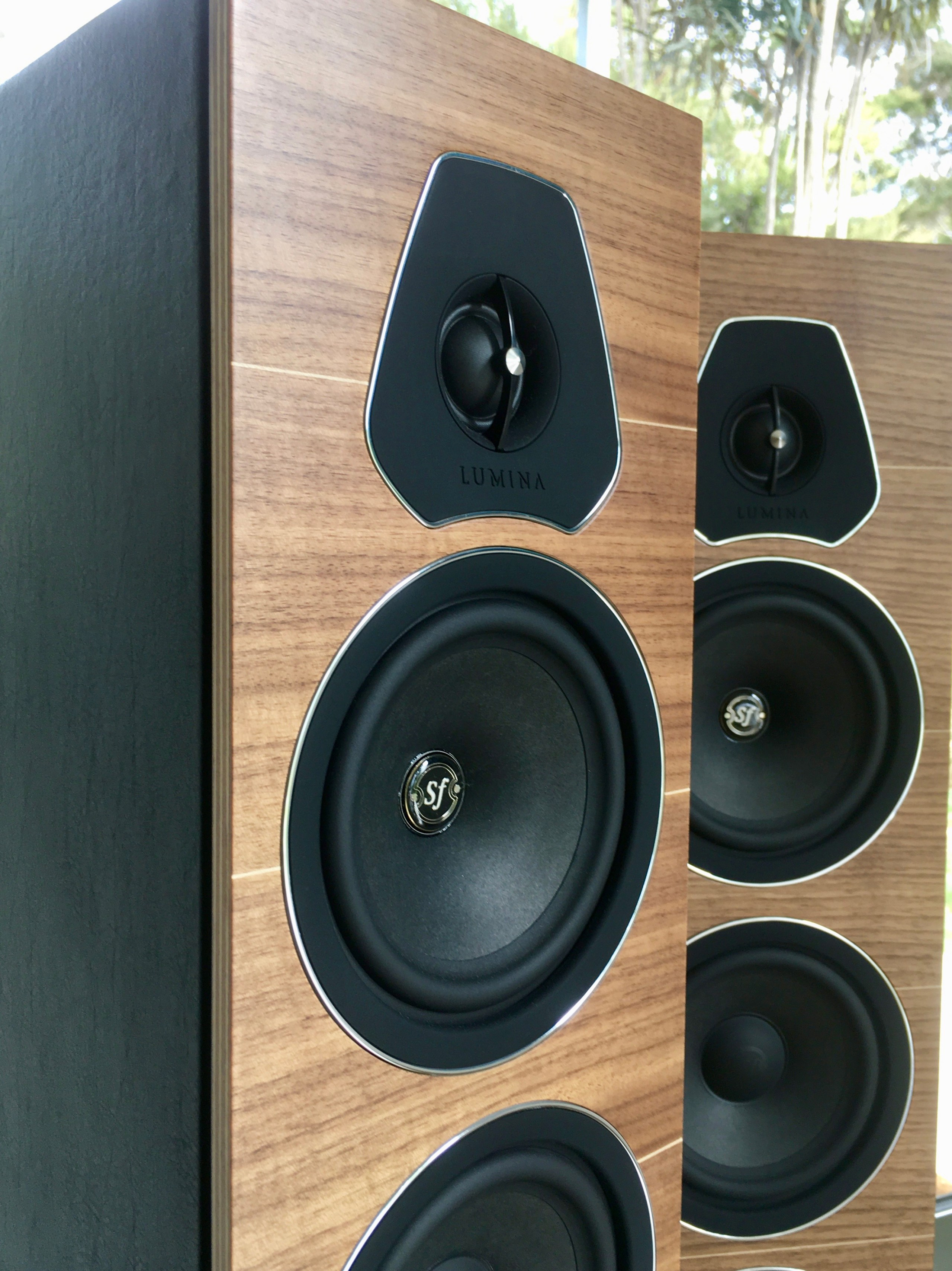 Sonus faber Lumina III loudspeakers @totallywired.nz