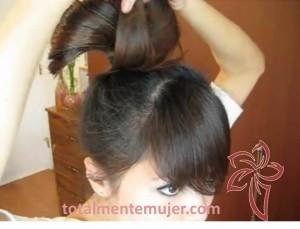 peinado rapido