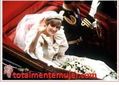 boda de princesa diana