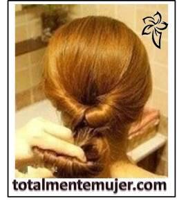 peinados faciles y rapidos