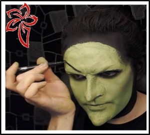 disfraz de halloween bruja theodora