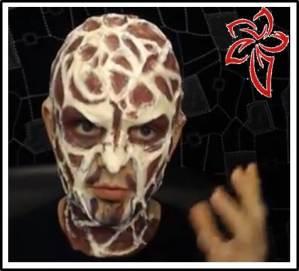 disfraz Freddy krueger halloween