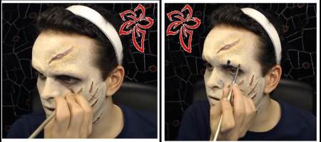 disfraces espantosos de halloween