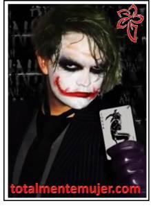 halloween joker disfraz