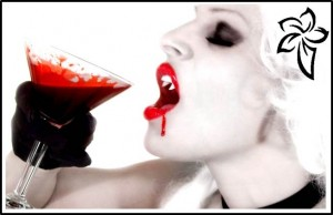 como hacer sangre falsa para halloween