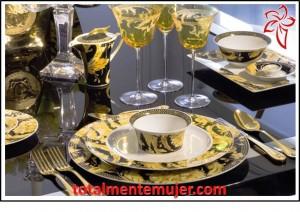 Como montar mesa romántica
