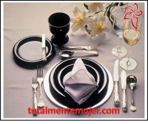 Decoracion de mesa para cena romántica