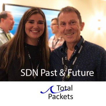 The history of SDN with Bruce Davie and Kori Younger