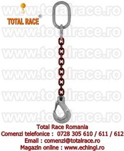 Sisteme ridicare lanturi grad 100 cu un brat Total Race