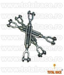 Intinzatoare cablu furca-furca tip F-F stoc Bucuresti Intinzator cablu cu doua furci M8 Total Race