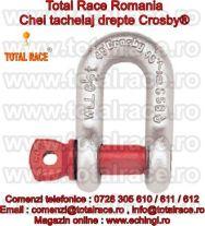 Cheie tachelaj dreapta cu bolt filetat Crosby® Total Race